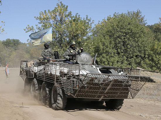 СНБО: силовики выйдут из Дебальцево только путем прорыва, сдачи не будет