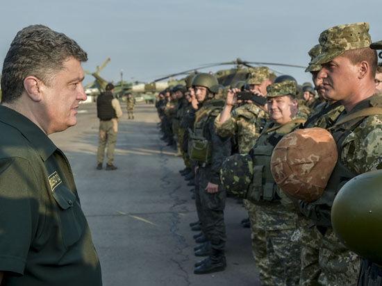 Порошенко созывает срочное заседание СНБО, чтобы объявить Россию страной-агрессором?