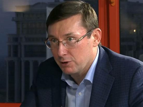 """Просто не понимал: Луценко извинился за """"слив"""" о поставках НАТОВского оружия Украине"""