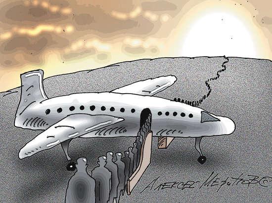 Санкции Запада: после «Добролета» - Суперджет?