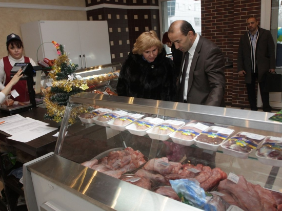 Рост цен на продукты питания в регионах достиг 60% после введения санкций