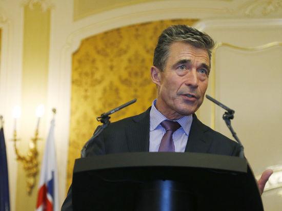 Резкое антироссийское заявление генсека НАТО в связи с событиями на Украине