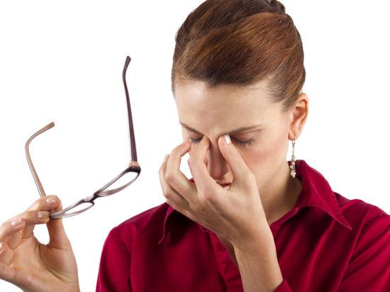 Синдром сухого глаза – виноваты кондиционер и компьютер