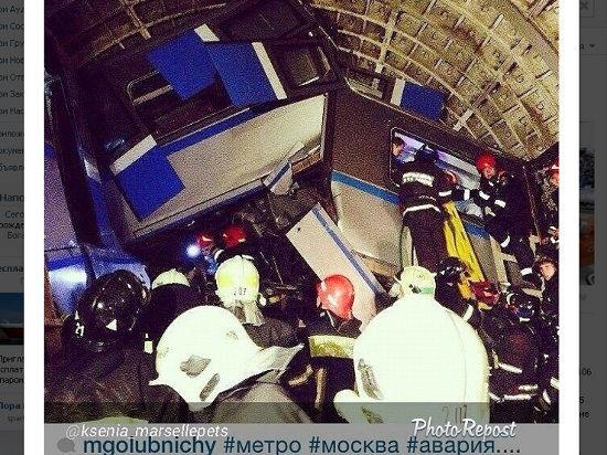 Гибель людей в московском метро можно было предотвратить