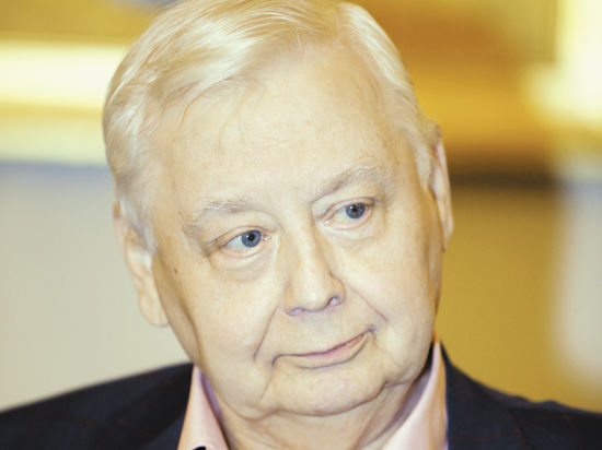 Олег Табаков: Меня ненавидеть не надо. Я думаю не о себе, а о нашем общем деле