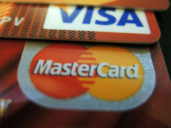 Финансовые требования к Visa и Mastercard снизят в 2,5 раза