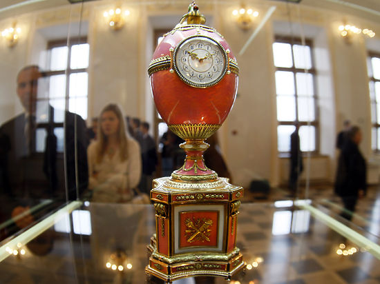 Бизнесмен, передавший Путину яйцо Фаберже для Эрмитажа, рассказал об истории драгоценности