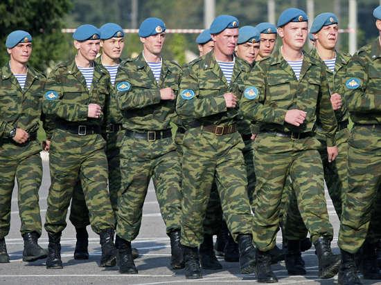 """День ВДВ-2: тысячи десантников высадятся в """"незнакомой местности"""""""