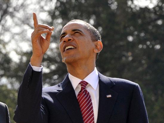 Обама попросил у Конгресса $500 млн для сирийских повстанцев