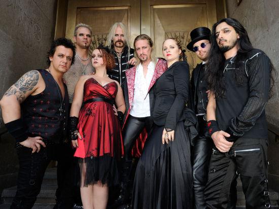 Легендарная шведская группа Therion выступит в Москве