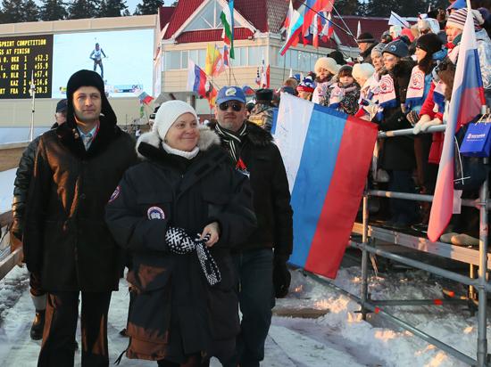 Борут Нунар,  рейс-директор IBU: «Мир биатлона очень рад приезжать вХанты-Мансийск»