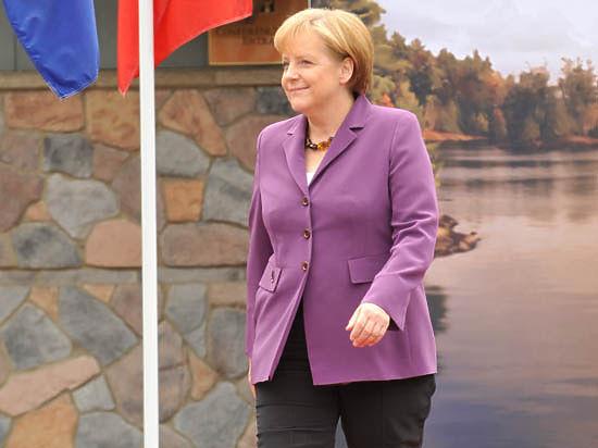 Совфед: заявление Меркель о санкциях - это позитивный сигнал