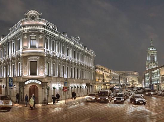 Утверждена концепция освещения Пятницкой улицы