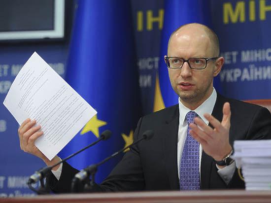 Яценюк зовет в правительство «европейского министра»