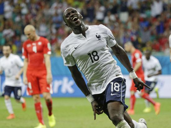 Чемпионат мира по футболу: Франция сломила сопротивление Нигерии лишь под конец матча: 2:0. Онлайн