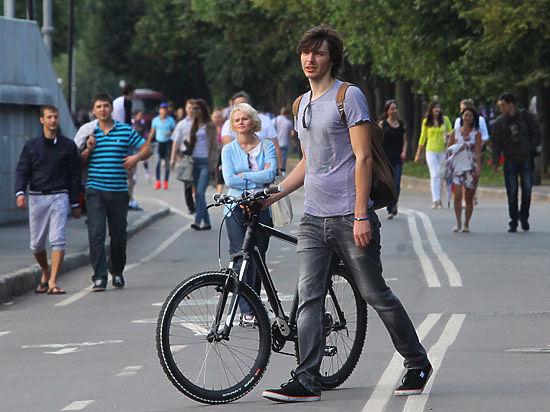 В Москве в новом году может появиться 150 км велодорожек