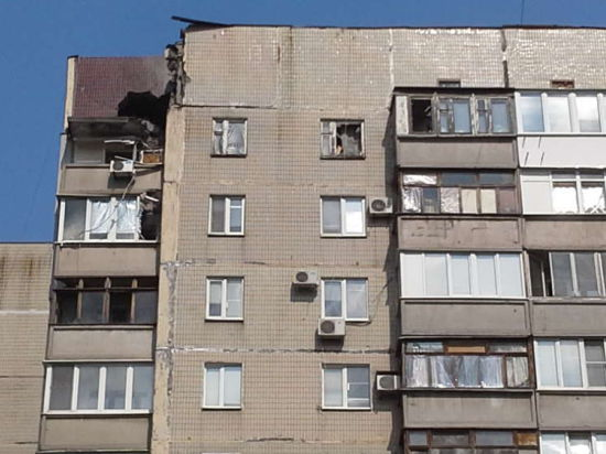 Луганские ополченцы просят у России стройматериалы