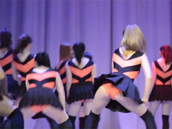 Девочки-«пчелки» из Оренбурга в шоке от скандала вокруг них