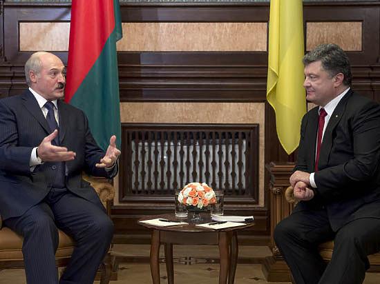Лукашенко играет с Киевом и вызывает недоумение со стороны ДНР