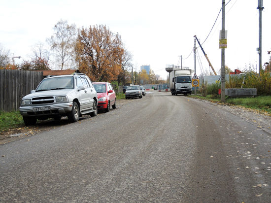 В Москве появится экспериментальное шоссе для испытаний дорожных покрытий