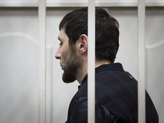 Заур Дадаев рассказал в СИЗО о своем задержании и деле Немцова