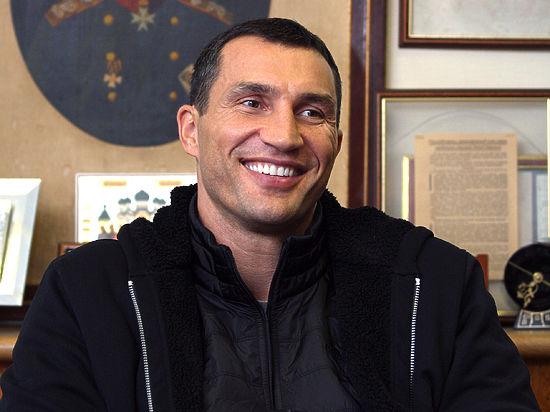 Владимир Кличко побьется за титул абсолютного чемпиона  мира по боксу в 2015 году