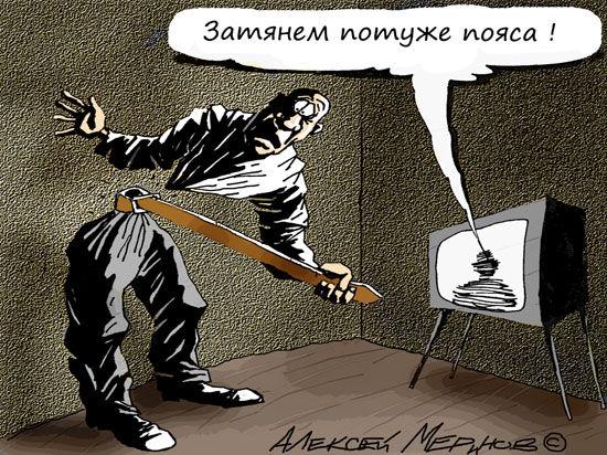 Еда дорожает из-за «самоналожения» санкций