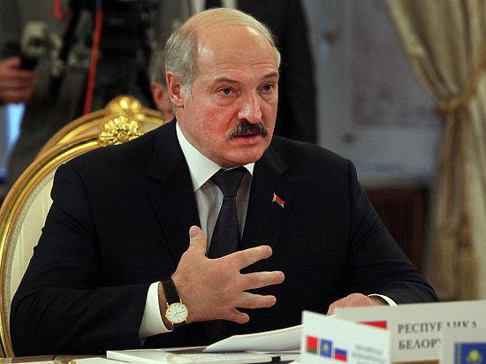 Лукашенко перестанет