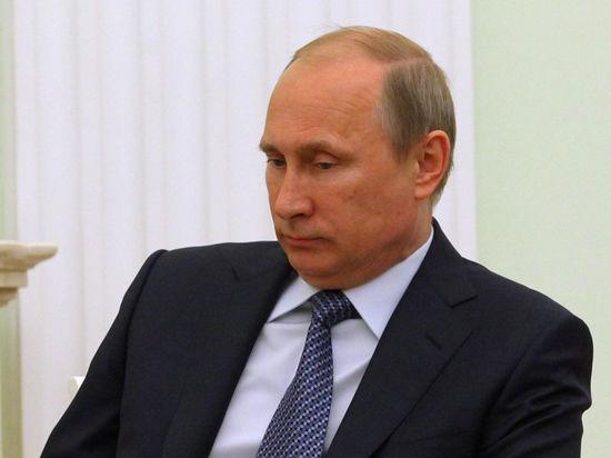 Президент Путин распорядился помочь беженцам с юго-востока Украины