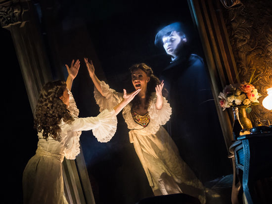 «Призрак» восхитил оперу