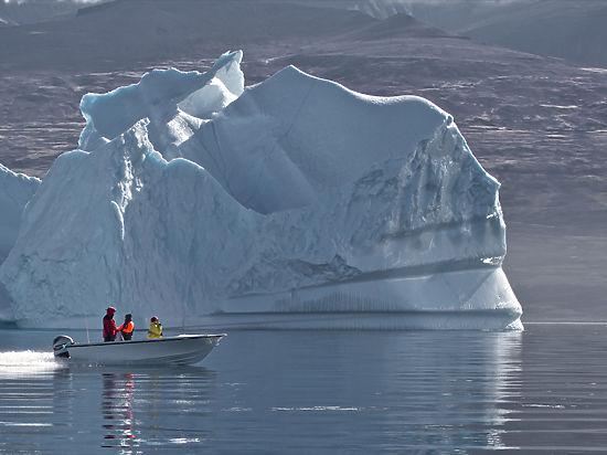 Как в Гренландии делают деньги изо льда и каков он — настоящий эскимосский поцелуй
