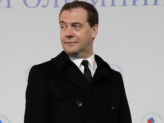 Медведев об Украине, США, рубле и медицине:
