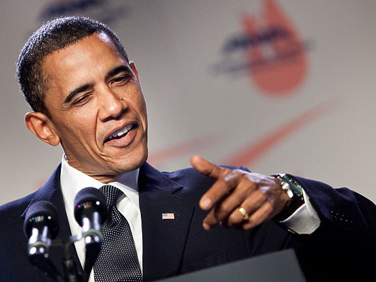 Обама заявил о полном крахе российской экономики в послании Конгрессу