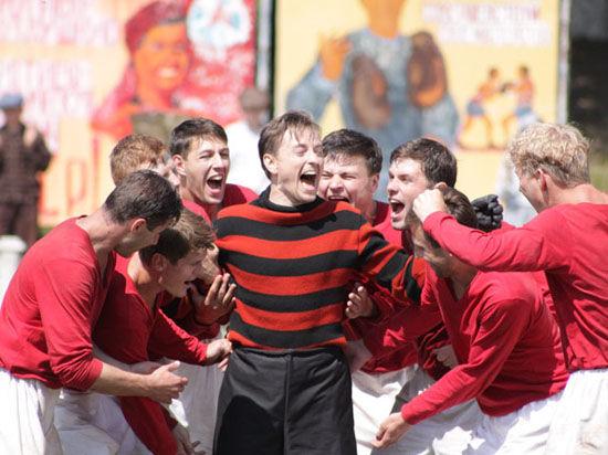 Украинцам запретили смотреть кино о героическом матче «Динамо» во время ВОВ