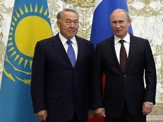 Саммит Путин–Назарбаев: слухов много, скандала нет