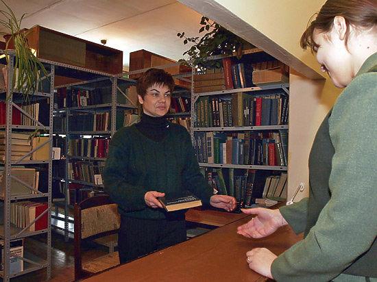 За ночь в библиотеке москвичам придется заплатить 300 рублей