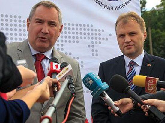 Россия и Приднестровье задокументировали сотрудничество между органами власти