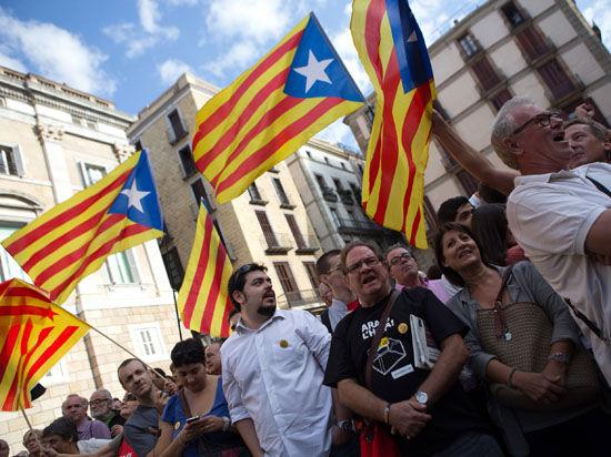 Референдум по-шотландски: Каталония борется за независимость