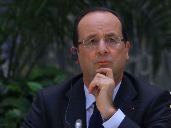 Франсуа Олланд: решение по «Мистралю» будет принято без внешнего давления