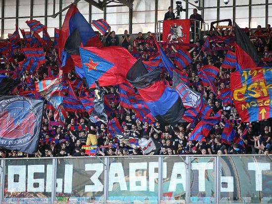 УЕФА заменил матч без зрителей на испытательный срок в 5 лет для ЦСКА