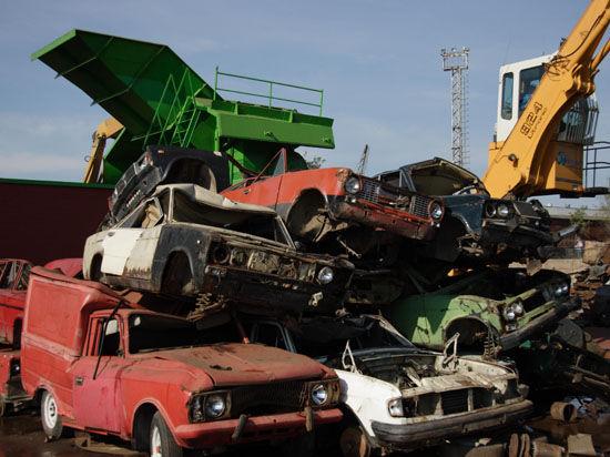 За старое авто можно получить до 350 тыс. рублей
