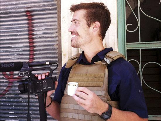 Отрезавший голову американскому журналисту палач-джихадист идентифицирован
