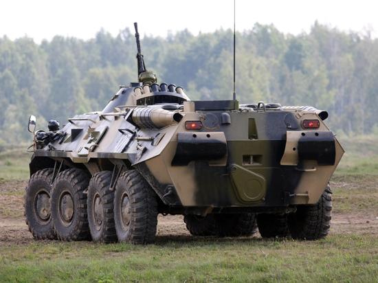 Наблюдатели ОБСЕ привезли в Ростов бронемашины и отказались от местной кухни