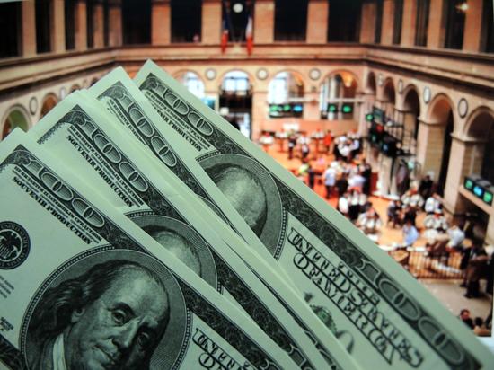 Новые западные санкции обвалили российский рынок акций до трехмесячного минимума