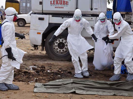 Первый случай заражения Эболой в Европе: в Испании расследуют болезнь медсестры из Мадрида