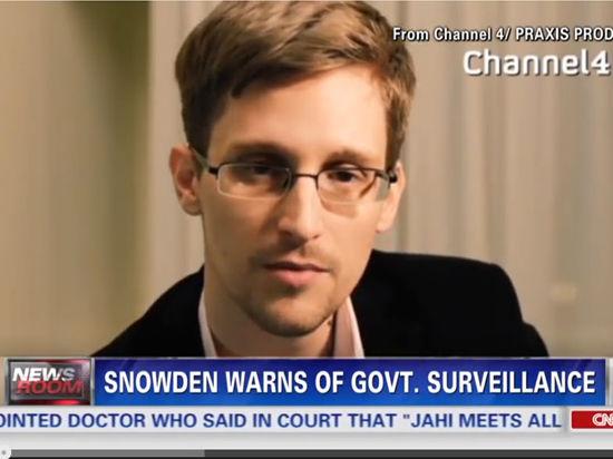 Сноуден отрицает связи с российским правительством и мечтает