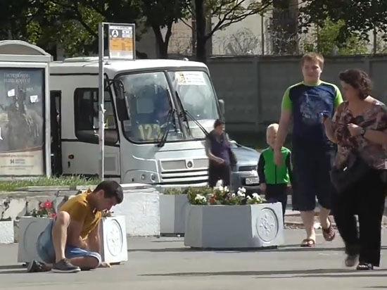 Новый эксперимент опровергает ролик о бездушных россиянах