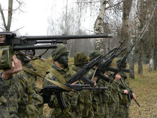 Российские войска отозваны с учений на границе с Украиной