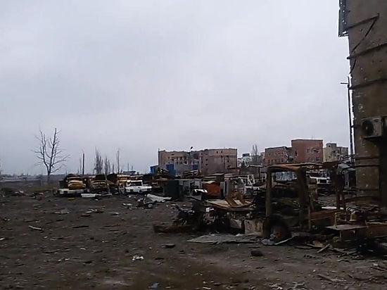 Репортаж из зоны боевых действий в Донецке: ночи, полные огня артиллерии
