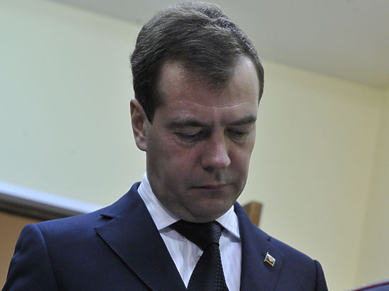 Медведев оказался богаче Путина за счет премий